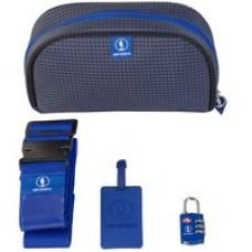 Багажный набор Safe Journey, синий
