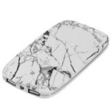 Bнешний аккумулятор Marble 4000 мАч, белый