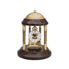 Интерьерные часы Credan, коричневый/золотистый